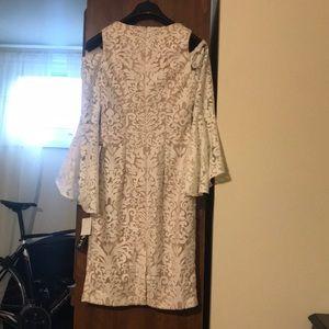 Never worn white lace dress